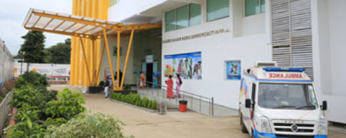 Bhagwan Mahavir Medica Superspecialty Hospital RANCHI